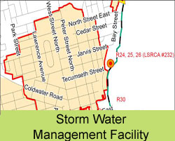 Storm Water Management Facility