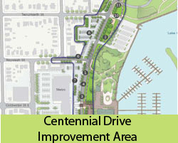 Centennial Drive Area Improvements
