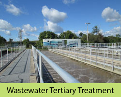 Waste Water Tertiary Treatment Centre Orillia