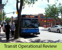 Transit Operational Review