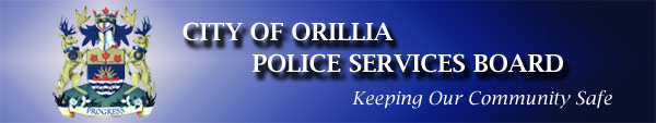 Police Services Board Page Banner