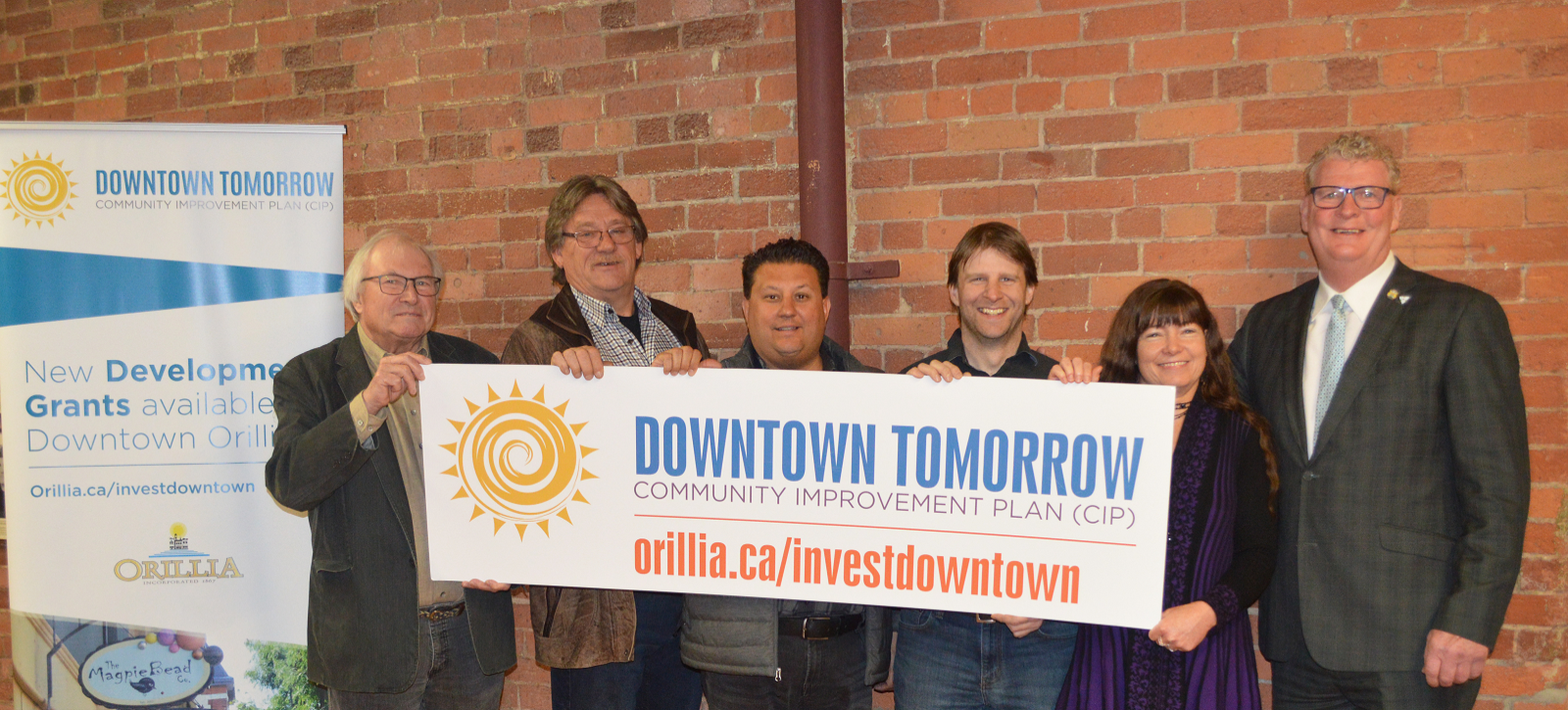 Recipients of the Downtown Tomorrow Grants