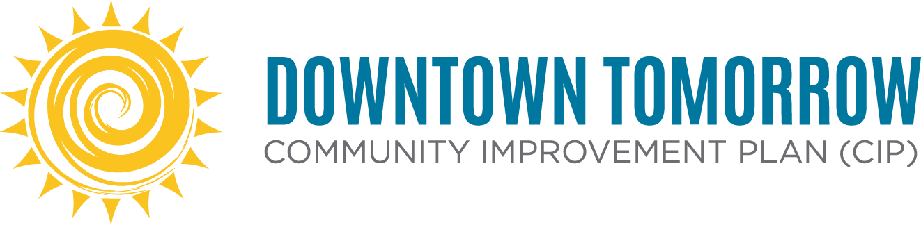 Downtown Tomorrow CIP Logo