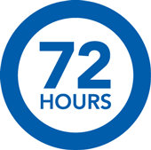 Get Prepared 72 hour kit logo