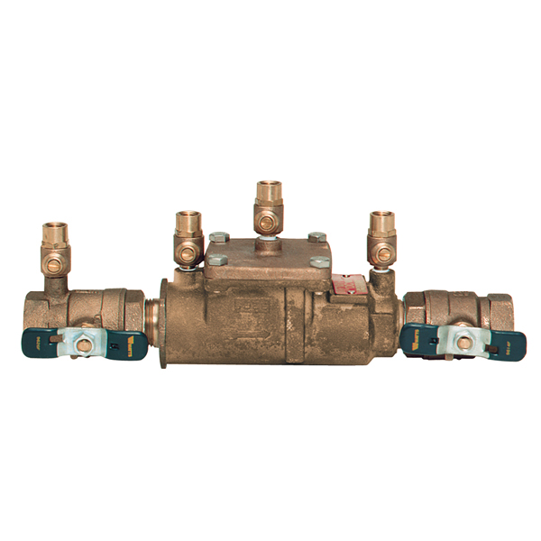Picture of backflow
