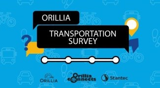 Orillia Transportation Survey is available until Jan. 21, 2019.