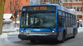 Orillia Transit fare increase effective January 2, 2019 to $2.50 cash fare