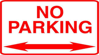 Overnight Parking Restrictions are in effect until April 15, 2019