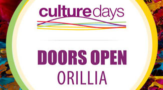 Culture Days and Doors Open Orillia