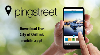 Pingstreet mobile application image